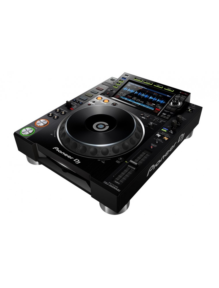 pioneer dj cdj 2000 nxs 2 dj corner. Black Bedroom Furniture Sets. Home Design Ideas